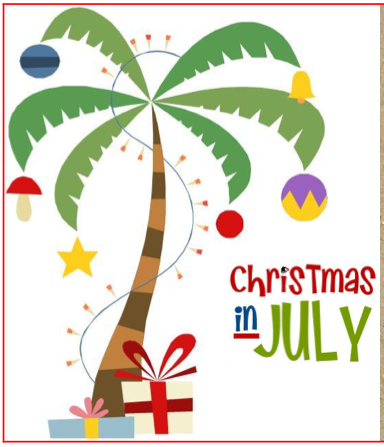 Christmas In July Party Clipart.Christmas In July Amachi Pittsburgh